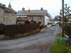 Chapel Row. Ashley from St John's Chapel Site