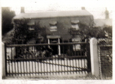 The front of Place Farm in 1931