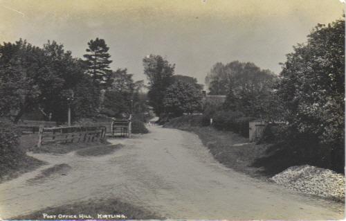 Post Office Hill, Kirtling