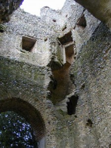Silverley Tower Interior