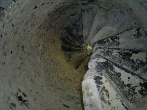 Silverley Tower Spiral Staircase
