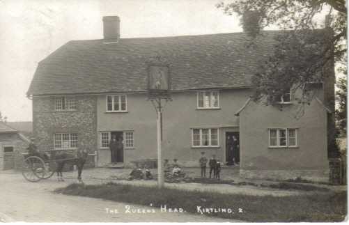 The Queens Head Kirtling